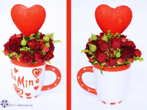 Be Mine Today